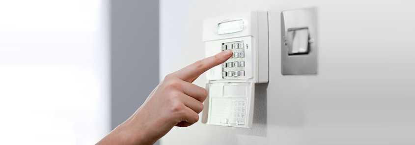 Controle seu alarme pelo celular